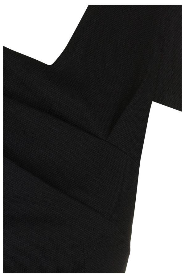 Sukienka mini z asymetrycznym dekoltem Filigran packshot zoom