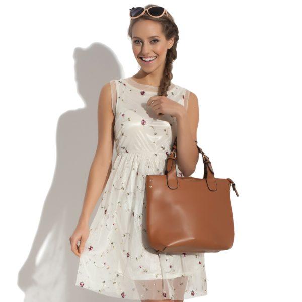 Sukienka tiulowa mini haftowana Crazy Daisy ikona