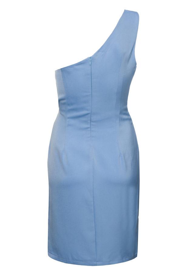 Sukienka olowkowa na jedno ramie Heaven packshot back