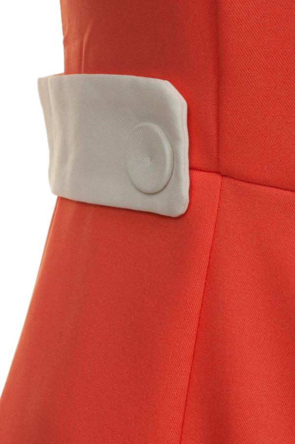 Sukienka mini retro packshot zoom