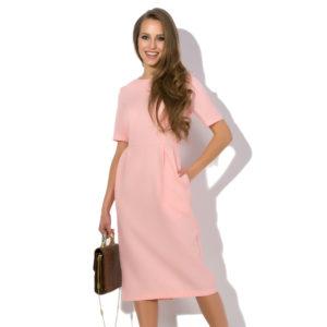 Sukienka midi bawełniana