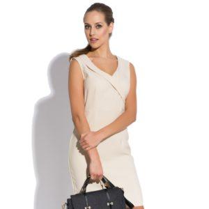 Ołówkowa sukienka do pracy