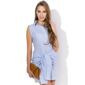 robe imitant la chemise; Sukienka imitująca koszulę