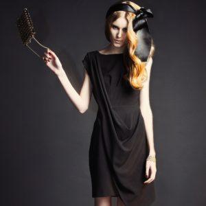 Robe Charming Prim noire