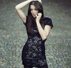 Black lace dress Regal Lace